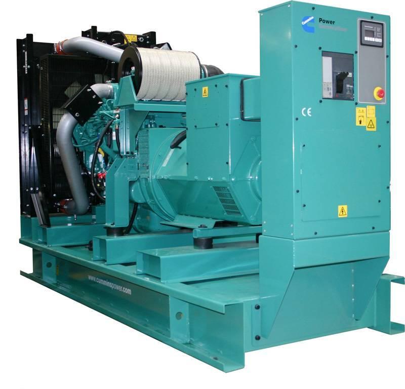 diesel generator set C275D5-C330D5 open set