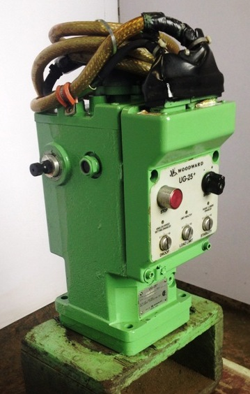 For Sale of Woodward Governor UG25