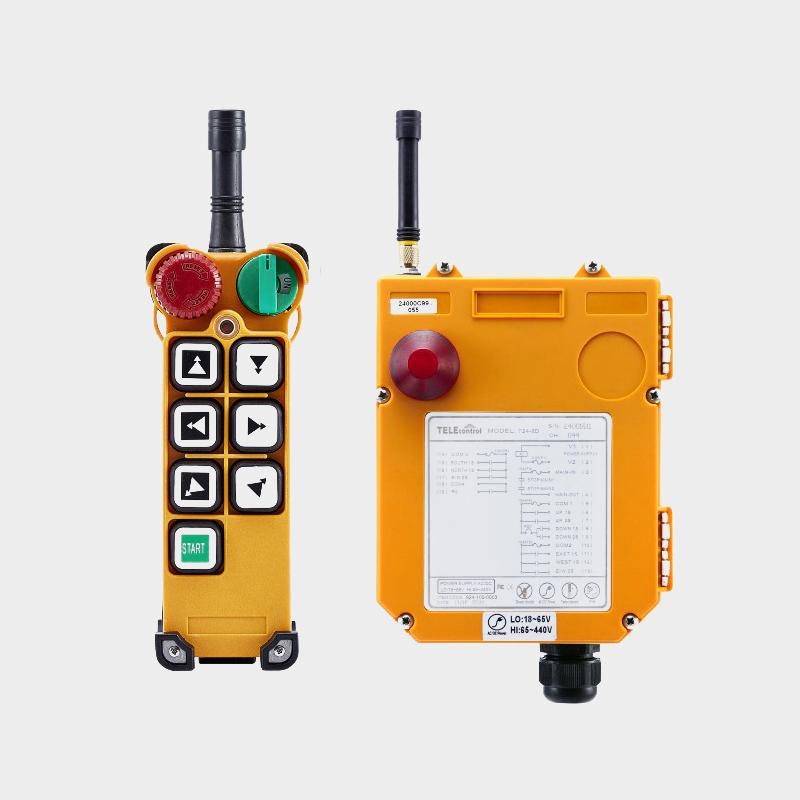 F24-6D Industrial Remote Control