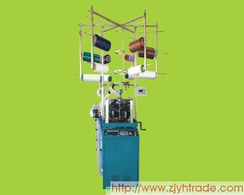 silk stocking machine