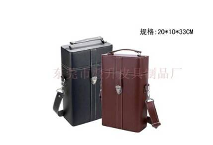 Selling high quality leather wine box