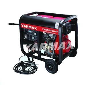 YM6500EW-D Diesel Welding Generator