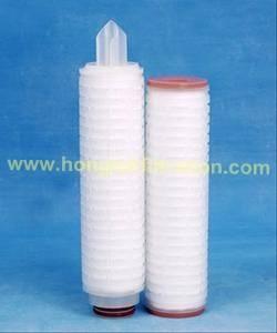 membrane pleated filter,pleated filter,membrane cartridge,membrane filter