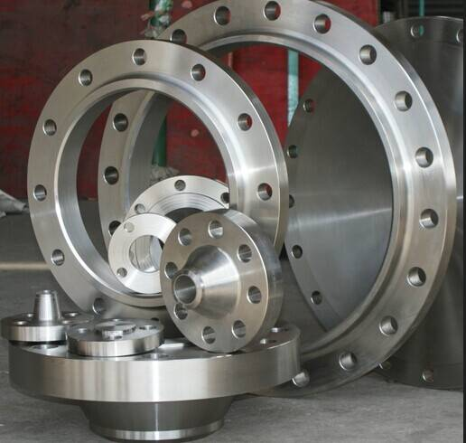 Stainless Steel Threaded Flange A182 F304L F316L B16.5