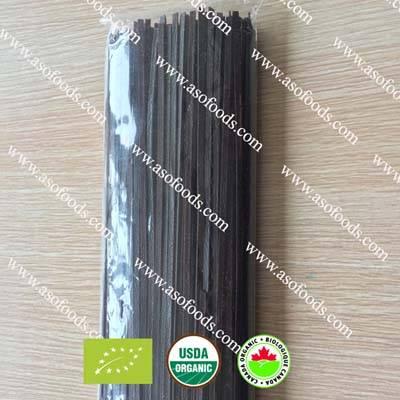 Sell Organic THAI Jasmine black rice noodle fettuccine gluten free noodle
