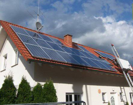 Solar Power Home System 500W