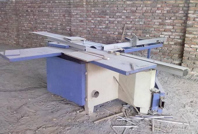 Furniture equipment wood cut off saw machinery