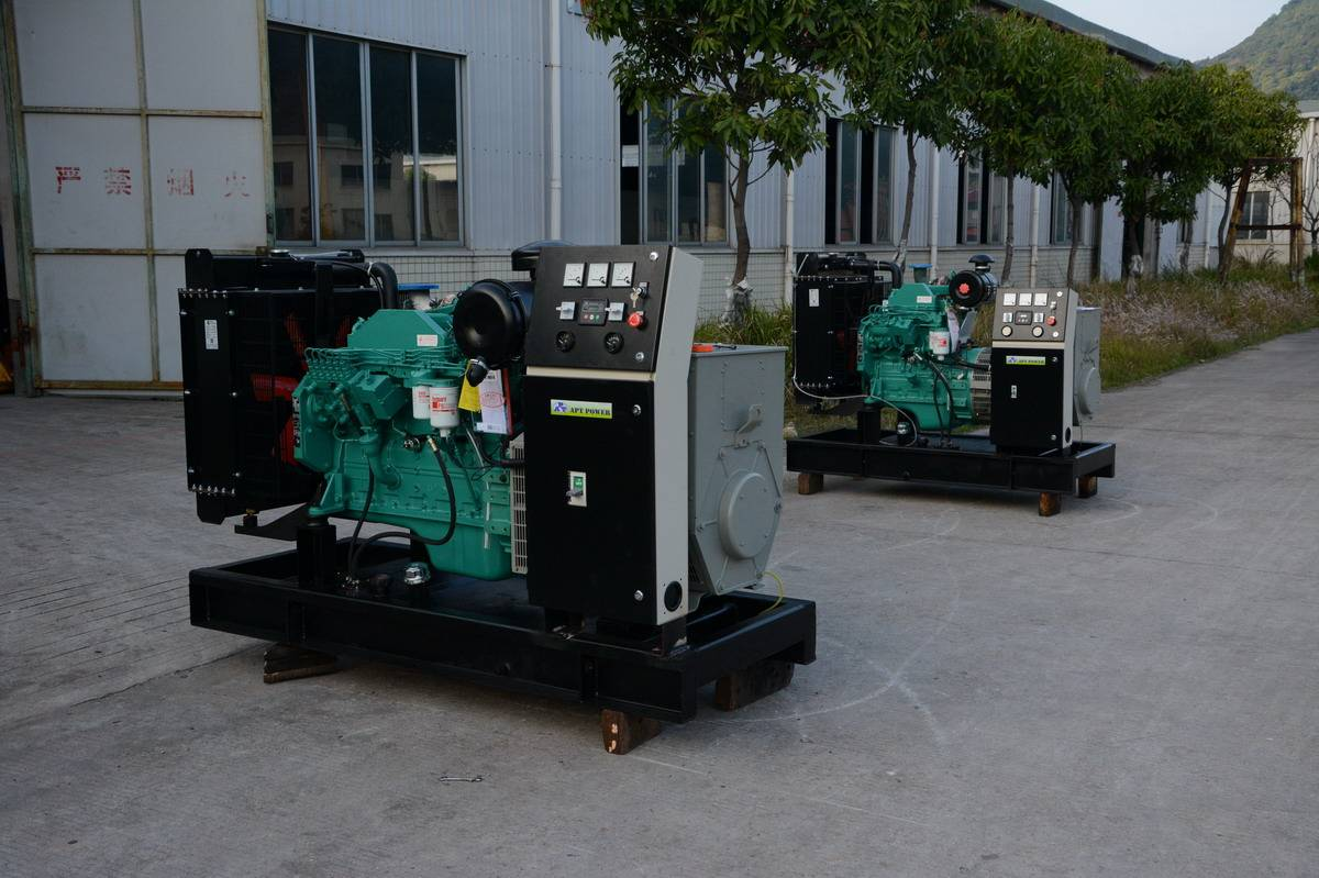 Xichai Engine Generator Set with 19kVA at 1,800rpm in Stock, Hot Sale