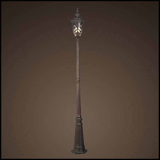 On Sales led Garden Street Lamp(SG0518-1-M)