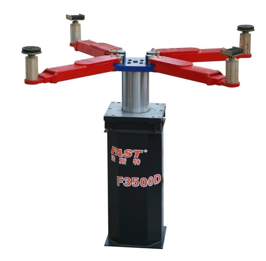 Sell F3500D underground single post hydraulic car lift
