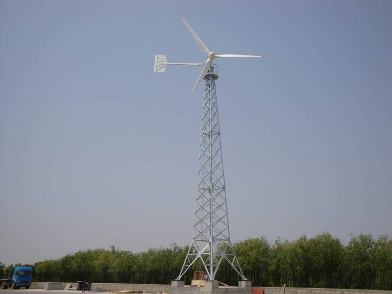HY-20KW wind power generator