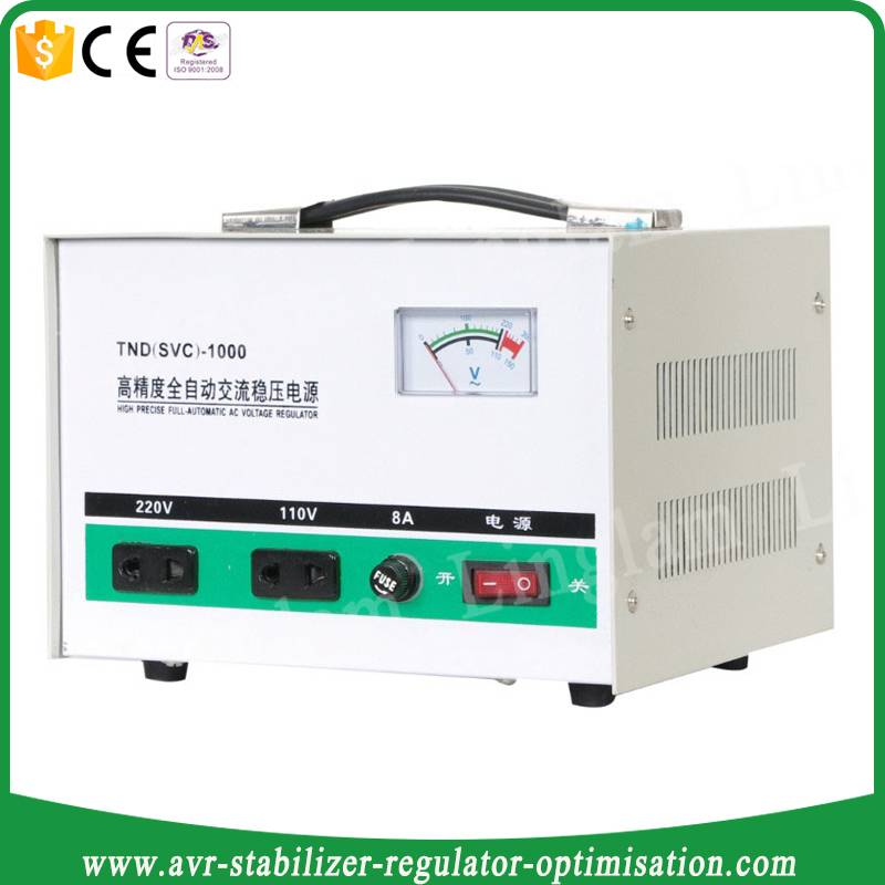 1kva automatic voltage regulator
