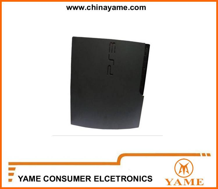 PS3 Slim black shell