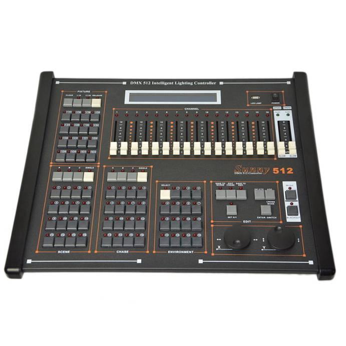 512 DMX Controller