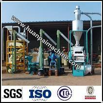 New fuctional flour mill machine
