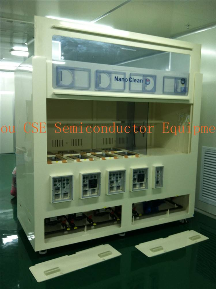 Semiconductor Etching Equipments