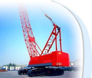 Crawler Crane (SCC,QUY Series)