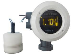 External Sonar Liquid Level Gauge