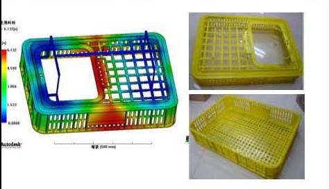 chicken bird crate mold maker