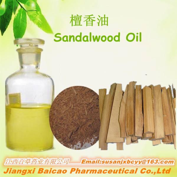 Sandalwood Oil for Aromatherapy