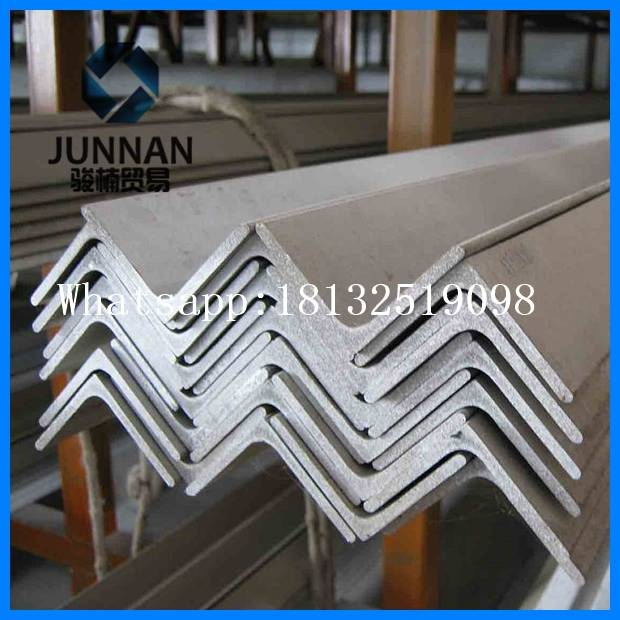 stainless steel angle bar for warehouse