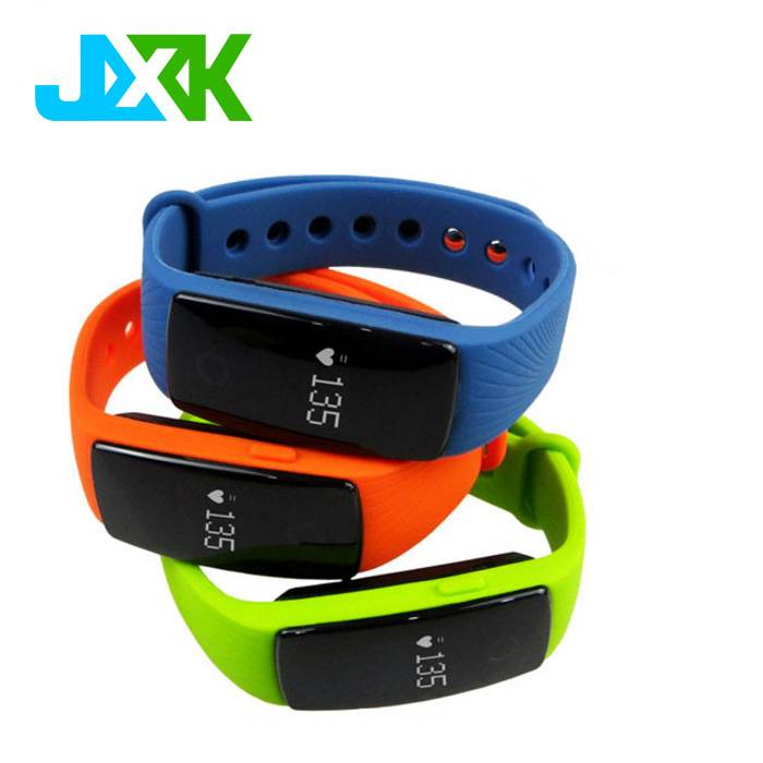 JXK Wearfit M3 Blood Pressure Smart bracelet with heart rate sleep monitoring for Android and IOS