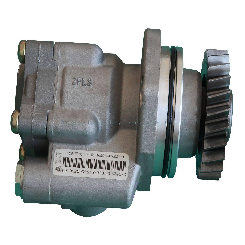 Sinotruk Auto parts WG9925470037 POWER STEERING PUMP