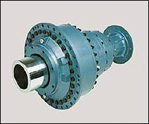 Replace Brevini planetary gearbox