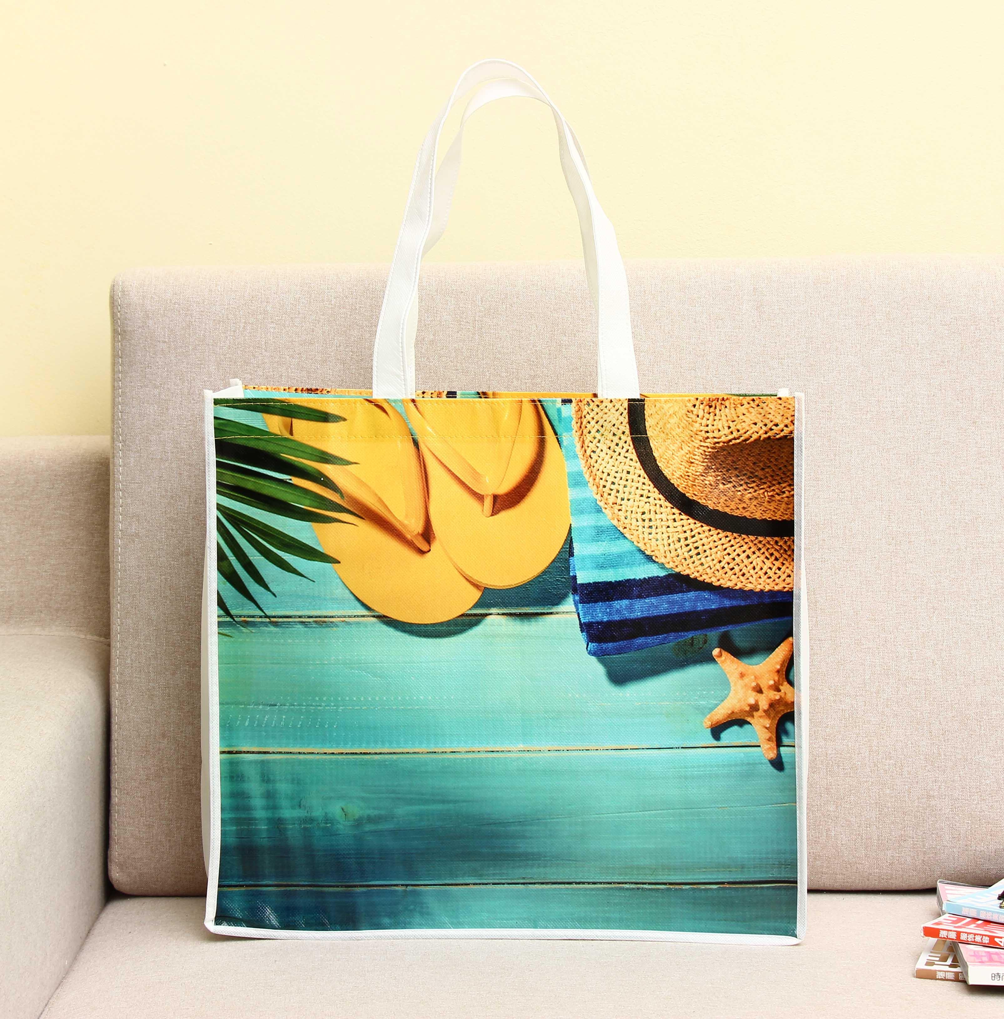 Eco-Friendly Nonwoven Shopping Bag