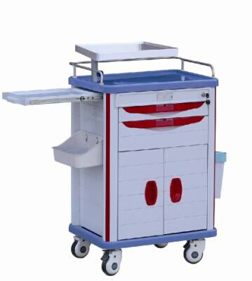 Medical emergency cart JH-ET008H