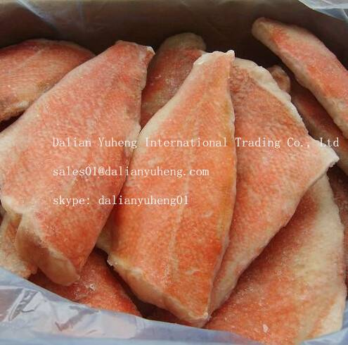 SELL FROZEN REDFISH FILLETS(ATLANTIA OR PACIFIC)