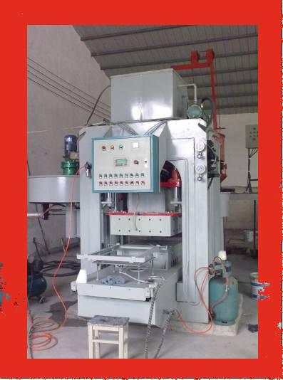JS-600 automatic polished floor tile production line