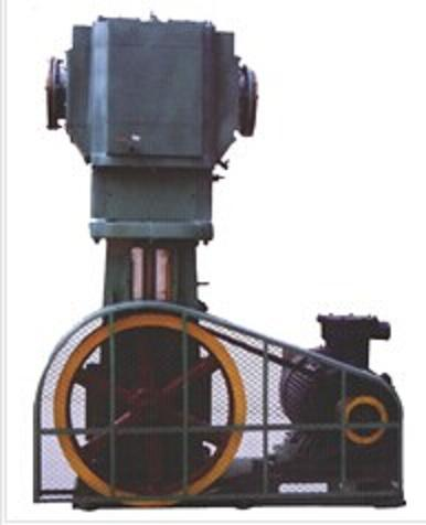 Oil Free Vertical Anticorrosion Vacuum Pump (WLW-B/F/T Series)