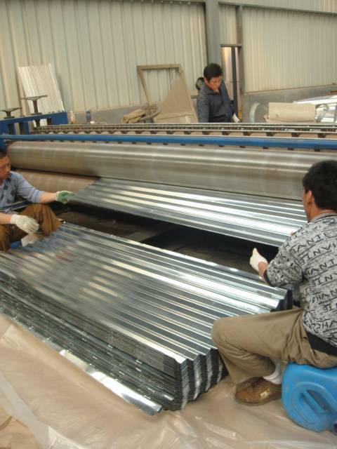 Sincerely seek for cooperation in GI,PPGI,corrugated steel sheets etc.