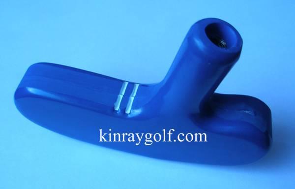 golf rubber head for minigolf