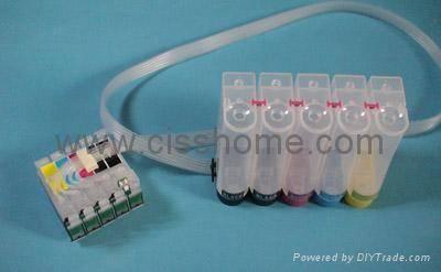 CISS for Epson TX111/TX550W/TX210/T24/TX115