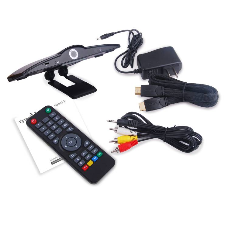 Multi Google TV box with camera and MIC, 1080P supported