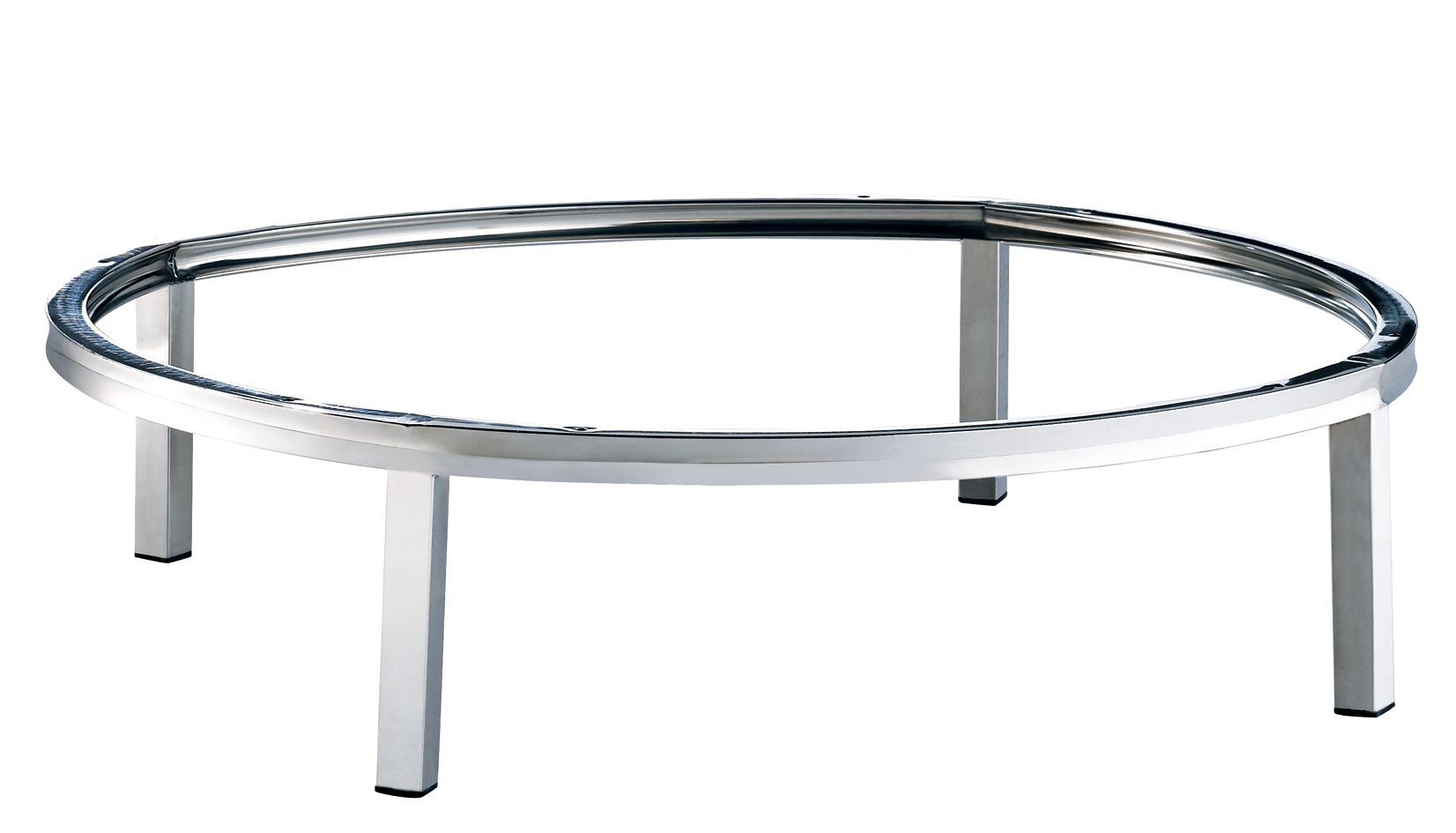SHIMING FURNITURE MS-3123 coffee table stainless steel frame