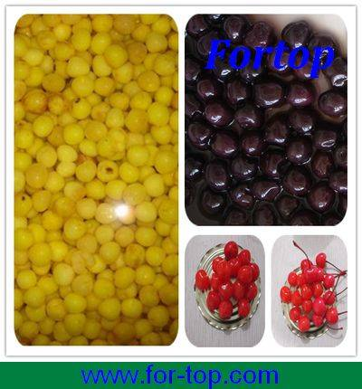 Canned Yellow Cherry
