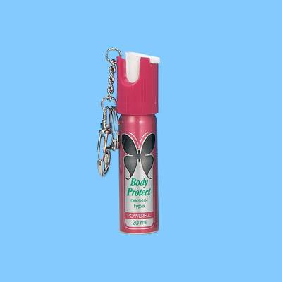 Key Chain Pepper Spray # SH-912-4 #
