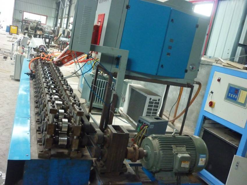 Hollow Spacer Aluminum bar production line