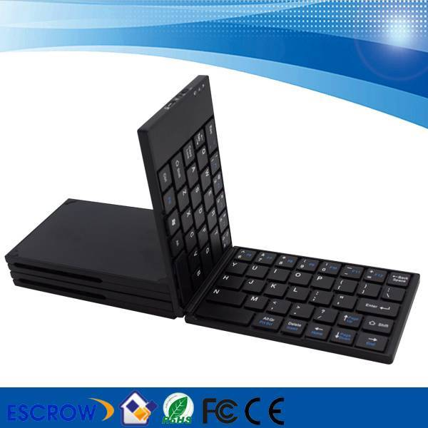 wireless foldable keyboard