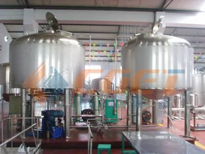 Mash/lauter/kettle/whirlpool--brewing equipment/brewery equipment/beer equipment