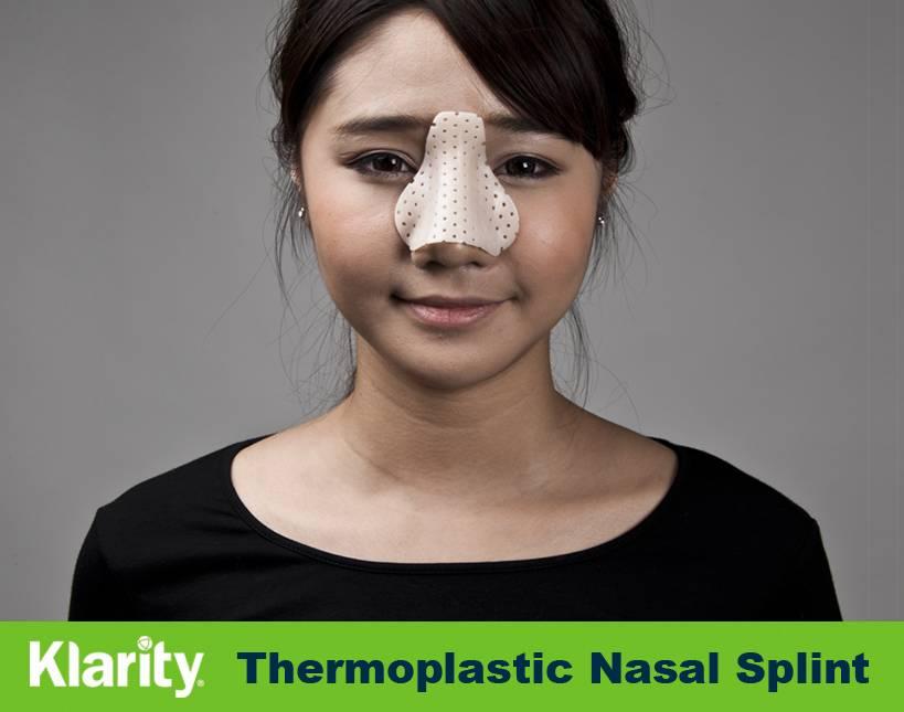 Klarity Thermoplastic Nasal Splint