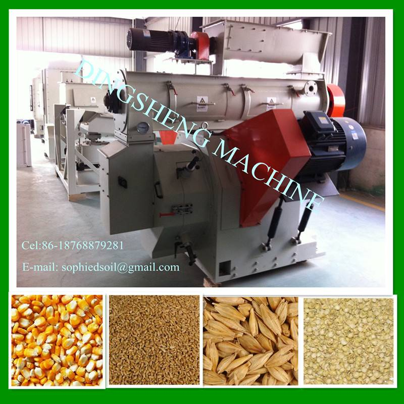 Fish Feed Pellet Machine and Animal Feed Pellet Mill or Feed Pellet Making Machine