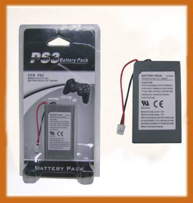 Games Battery for Sony PS3