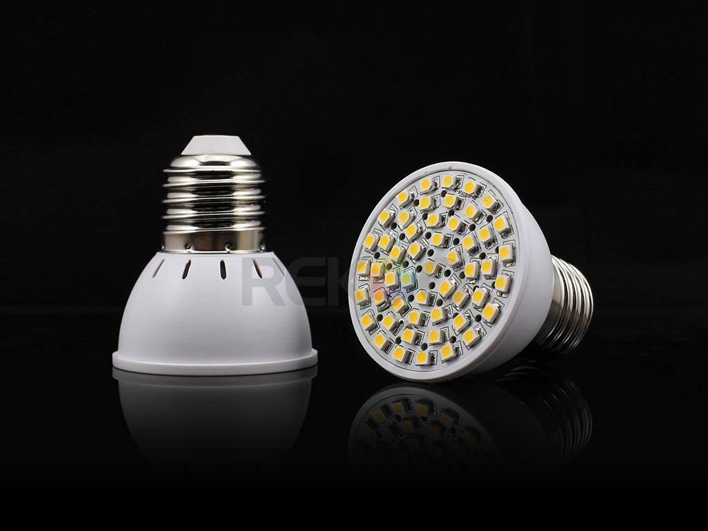 E27 Good Plastic 51-3528SMD led light