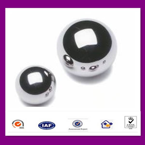 AISI 52100 bearing ball in stock