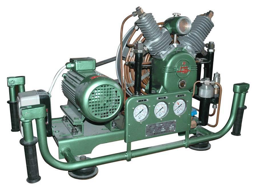 200bar air compressor VF-206