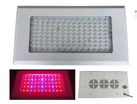 Sell led plant lightings Multiply Power Indoor 3W LED Plant Grow Light Lamp Panel Full Spectrum Flow